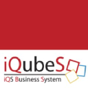 IQUBES AS logo