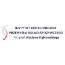 INSTYTUT BIOTECHNOLOGII PRZEMYSŁU ROLNO SPOŻYWCZEGO IM PROF WACŁAWA DĄBROWSKIEGO Logo