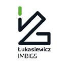 SIEĆ BADAWCZA ŁUKASIEWICZ INSTYTUT MECHANIZACJI BUDOWNICTWA I GÓRNICTWA SKALNEGO Logo